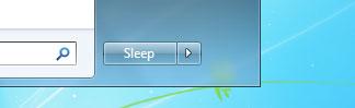 shutdown shortcut to sleep