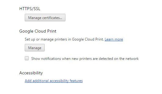 export ssl cert manage certificates